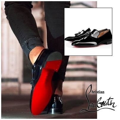 e0f80a00d8e8 Christian Louboutin Men s Loafers   Slip-ons  Shop Online in US