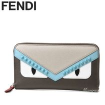 FENDI BAG BUGS Long Wallets