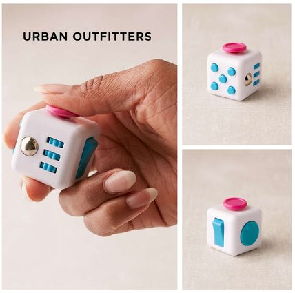 Light up LED Fidget Cube