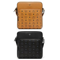 MCM Street Style PVC Clothing Messenger & Shoulder Bags