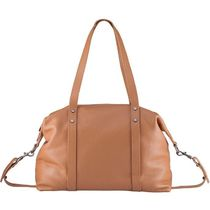 STATUS ANXIETY A4 2WAY Plain Leather Totes