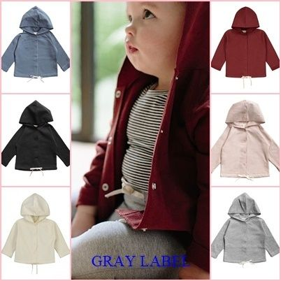 Organic Cotton Baby Girl Outerwear