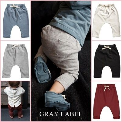 Organic Cotton Baby Girl Bottoms