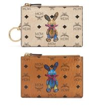 MCM Leather Coin Purses