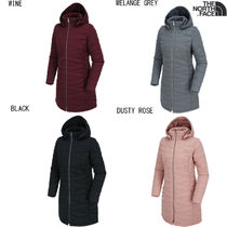 THE NORTH FACE Plain Long Down Jackets