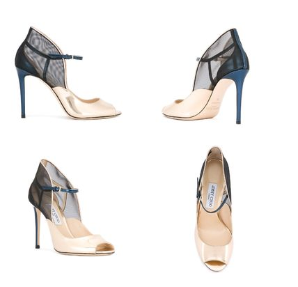 Special two-tone pumps money
