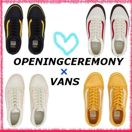 OPENING CEREMONY Unisex Collaboration Sneakers