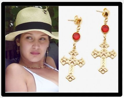Costume Jewelry Casual Style Street Style Brass