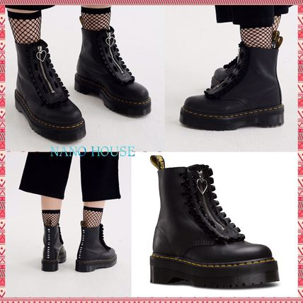Dr. Martens X LAZY OAF jungle boots