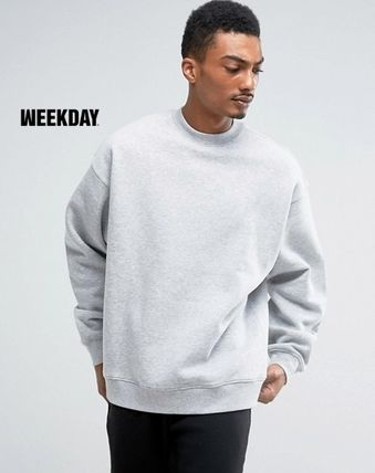 Pullovers Sweat Long Sleeves Oversized Sweatshirts