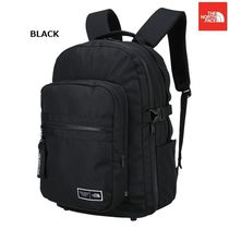 THE NORTH FACE Argile Nylon Street Style 2WAY 3WAY Plain Backpacks