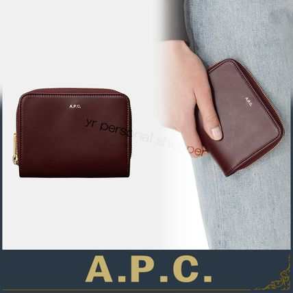 Embedded bifold wallet zipped compact wallet