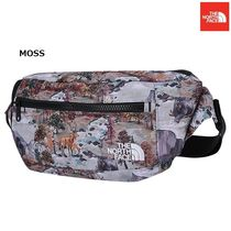 THE NORTH FACE Argile Casual Style Nylon Street Style 2WAY Plain Bags
