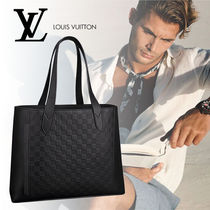 Louis Vuitton Leather Totes