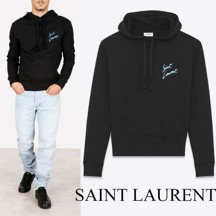 Saint Laurent Hoodies