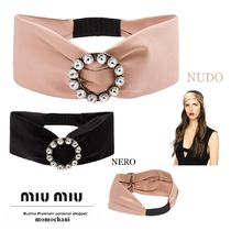 MiuMiu Party Style Headbands