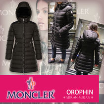 MONCLER OROPHIN Long Down Jackets