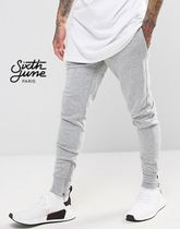 Sixth June Sweat Street Style Skinny Fit Pants