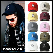 VIBRATE Street Style Caps