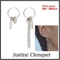 Justine Clenquet Casual Style Earrings & Piercings