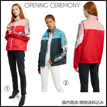 OPENING CEREMONY Casual Style Jackets