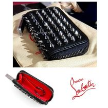Christian Louboutin Leather Keychains & Holders