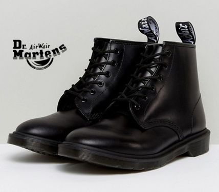 Dr Martens Leather Boots