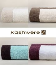 kashwere Plain Throws