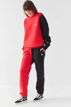 CHAMPION Casual Style Unisex Sweat Plain Long Sweatpants