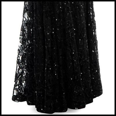 Decode 1.8 Dresses Flower Patterns Maxi Boat Neck Long Sleeves Long Lace 4