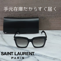 Saint Laurent Square Sunglasses