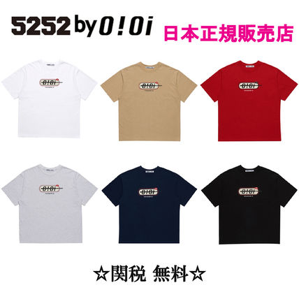 Crew Neck Cotton Short Sleeves Oversized T-Shirts