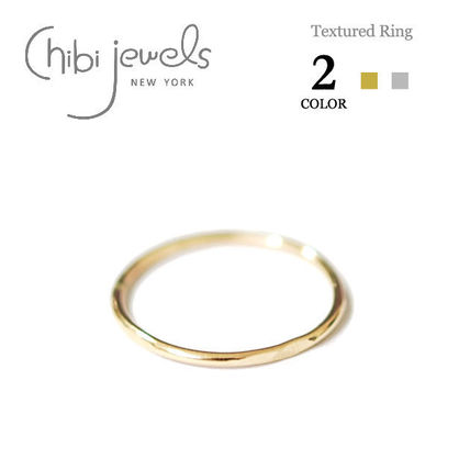 Silver 14K Gold Rings