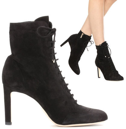 Jimmy Choo Suede Boots Boots