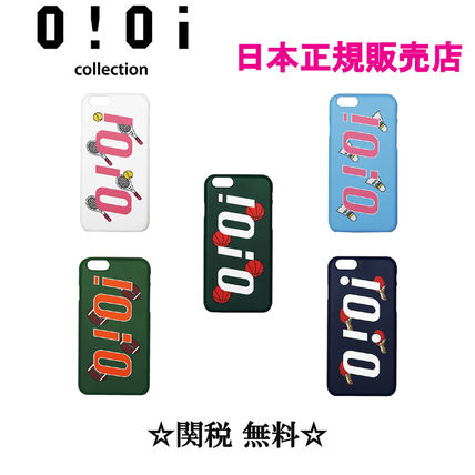 Unisex Street Style Smart Phone Cases