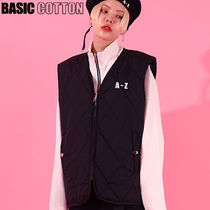 BASIC COTTON Vests