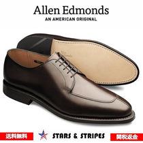 Allen Edmonds Leather U Tips Handmade Oxfords