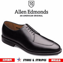Allen Edmonds Street Style Plain Leather U Tips Handmade Oxfords