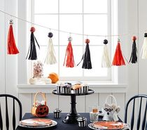 Pottery Barn Halloween Party Supplies