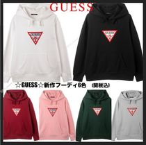 Guess Unisex Hoodies & Sweatshirts
