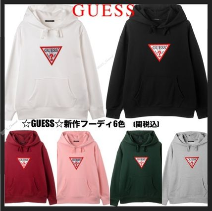 Guess Unisex Hoodies