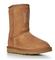 UGG Australia CLASSIC SHORT Star Casual Style Sheepskin Boots Boots