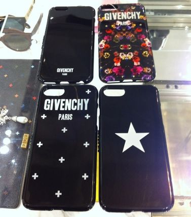 GIVENCHY Unisex Silicon Smart Phone Cases