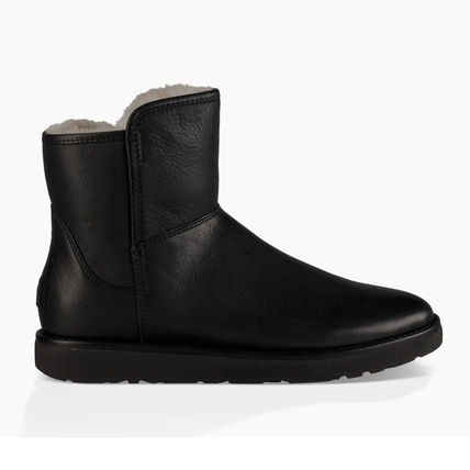 UGG Australia Ankle & Booties Plain Leather Ankle & Booties Boots 2