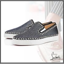 Christian Louboutin PIK BOAT Loafers & Slip-ons