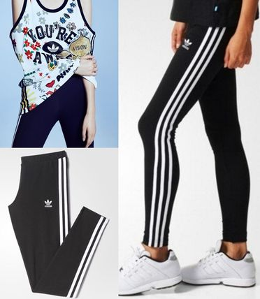 Casual Style Street Style Bottoms