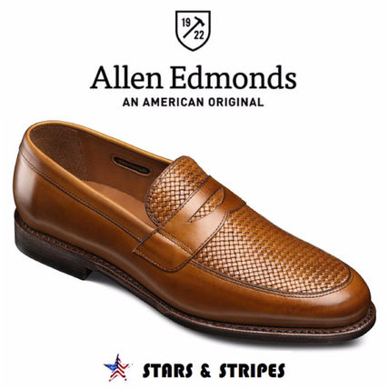 Loafers Leather Handmade Loafers & Slip-ons