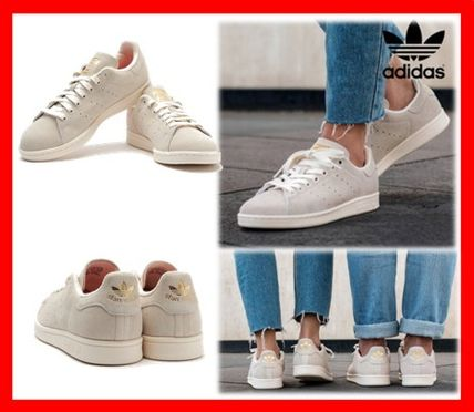 adidas STAN SMITH Unisex Suede Sneakers