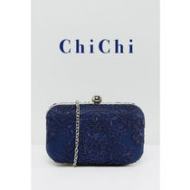 Chi Chi London Chain Party Style Clutches