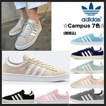 adidas CAMPUS Casual Style Unisex Low-Top Sneakers